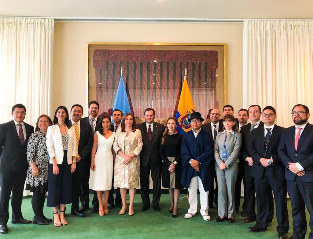 Ecuador Mision 73 PGA