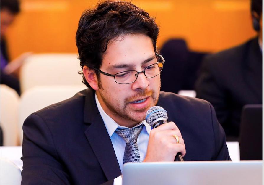 Andrés Córdova STI for SDGs